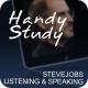 핸디스터디 (HandyStudy) - 스티브잡스, 영어회화
