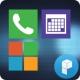 Windows 8 패턴 런처플래닛 테마