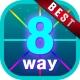 8 way